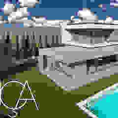 من Bouca, Arquitetura حداثي
