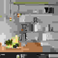 Paredes y pisos minimalistas de marco tassiello architetto Minimalista