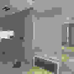 راهرو سبک کلاسیک، راهرو و پله من 禾廊室內設計 كلاسيكي