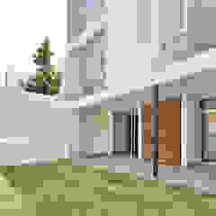 Oleh Arqcubo Arquitectos Minimalis Beton