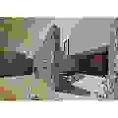by AWA arquitectos Minimalist Stone