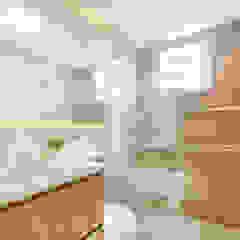 MOOD- Apartamento Interlagos Banheiros minimalistas por Estudio MOOD Minimalista