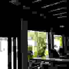 Phòng giải trí phong cách công nghiệp bởi IHC Casa Inteligente Công nghiệp