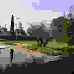 Jardines de estilo mediterráneo de Irati Proyectos Mediterráneo