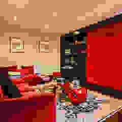 Salón El Plantío Bernadó Luxury Houses Salones de estilo moderno