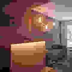 Minimalistyczne spa od Сафронова Анастасия Minimalistyczny Beton