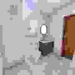 Projeto para banheiro Banheiros rústicos por Igor Cunha Arquitetura Rústico