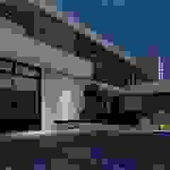 by CONSTRUYE IDEAS Modern Bamboo Green