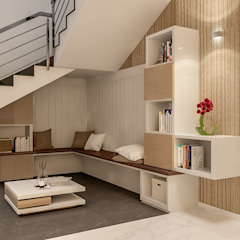 de De Panache - Interior Architects Moderno