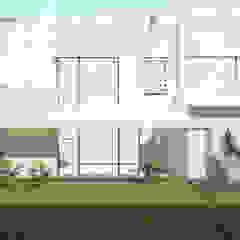 by ATELIER OPEN ® - Arquitetura e Engenharia Minimalist Iron/Steel