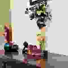 Minimalist dining room by 3A Architects Inc Minimalist