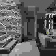 por 子境室內裝修設計工程有限公司 Industrial