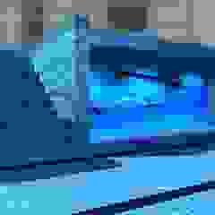 Projeto Casa com Piscina em Monção por Arch Design Concept Moderno Azulejo
