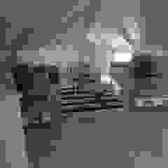 من Estudio Dillon Terzaghi Arquitectura - Pilar بحر أبيض متوسط سيراميك