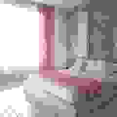İskandinav Yatak Odası homify İskandinav