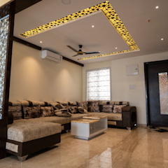 توسط Nabh Design & Associates مدرن سنگ مرمر
