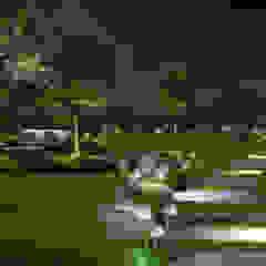 Jardines mediterráneos de Verde Progetto - Adriana Pedrotti Garden Designer Mediterráneo
