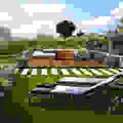 Oleh Verde Progetto - Adriana Pedrotti Garden Designer Mediteran