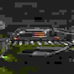 の Verde Progetto - Adriana Pedrotti Garden Designer 地中海
