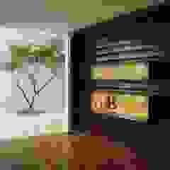 by TU ESPACIO -MUEBLES Minimalist لکڑی Wood effect
