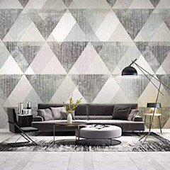 CahuacKan Modern walls & floors Wood-Plastic Composite