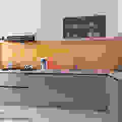 Kitchen cabinets by Swish Design Works Modern Plywood