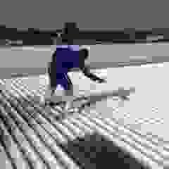 Industrial Roof Coatings by Design Waterproofing Systems Industrial