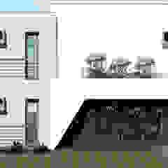 CASA TEJO | Arcena, Vila Franca de Xira por ATELIER OPEN ® - Arquitetura e Engenharia Minimalista Ferro/Aço