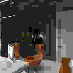 POWER OF DESIGN | III | Wnętrza domu Nowoczesne domowe biuro i gabinet od ARTDESIGN architektura wnętrz Nowoczesny