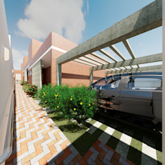 من Beiral - Estudio de Arquitetura صناعي