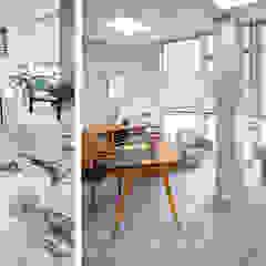 Bureau Elveor Espaces de bureaux modernes par Buildings & Love architecture Moderne