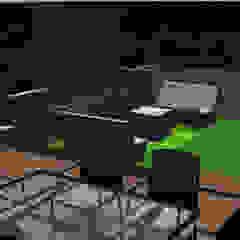 من Lammoglia Concept Studio- Terranova Landscaping تبسيطي