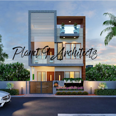 Oleh Planet 9 Architects and Interior Designers Modern