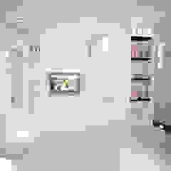 (شقق فندقية ) .......... البيت الابيض من AKYAN حداثي خشب معالج Transparent
