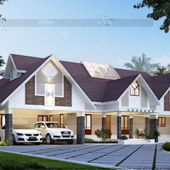 by Creo Homes Pvt Ltd Asian