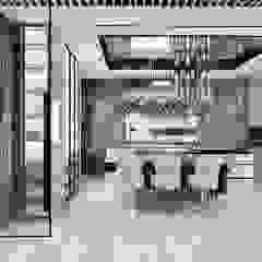 POWER OF DESIGN   I   Wnętrza domu Nowoczesna kuchnia od ARTDESIGN architektura wnętrz Nowoczesny