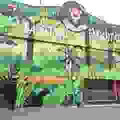 Industrial walls & floors by Taruga Creaciones Industrial