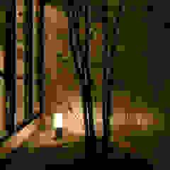 توسط 風景のある家.LLC مدرن چوب Wood effect