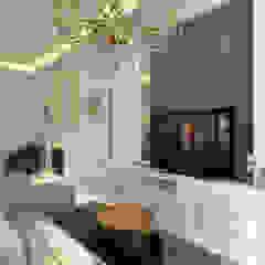 CH House Ruang Keluarga Klasik Oleh Antelope Studio Klasik