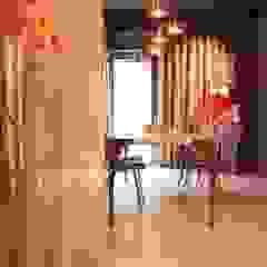 flexibele showroom CANTOR circulair meubilair. Moderne kantoor- & winkelruimten van interior for tomorrow Modern