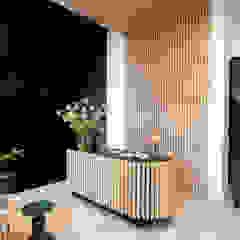 interieurontwerp voor een luxe kantoorpand. Moderne kantoor- & winkelruimten van interior for tomorrow Modern