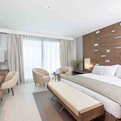 Eclectic style hotels by MOEM Studio Eclectic