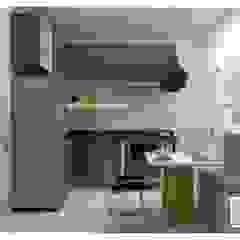 Projeto para Cozinha!! por Arty Arquitetura Industrial MDF