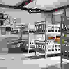 Hoteles de estilo escandinavo de DesignNika Escandinavo