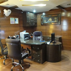 Classic offices & stores by SKF Decor Classic