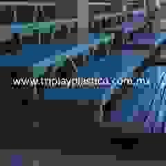 Jardins industriais por Triplay Plástico Industrial Plástico