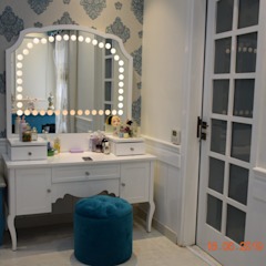 Dreanest Highlights Mediterranean style dressing room by Dreanest Mediterranean