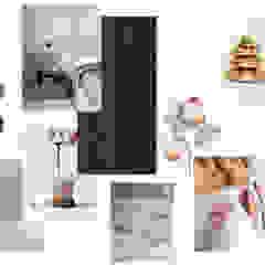 Interieurontwerp verbouwing jaren '70 woning Bilthoven Minimalistische badkamers van Studio Lieke Sanders Minimalistisch