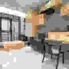 Scandinavian style study/office by 衍相室內裝修設計有限公司 Scandinavian