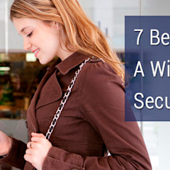 Key Benefits Of Residential Wireless Alarm Systems de Building tech Colonial